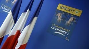 民调显示:不愿脱欧的法国人占相对多数