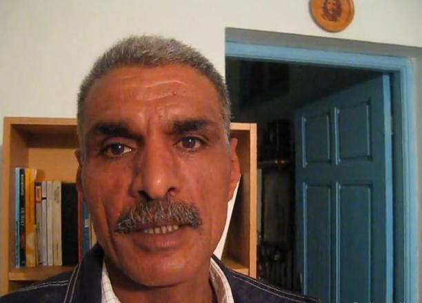 Ammar Amroussia, militant politique tunisien.