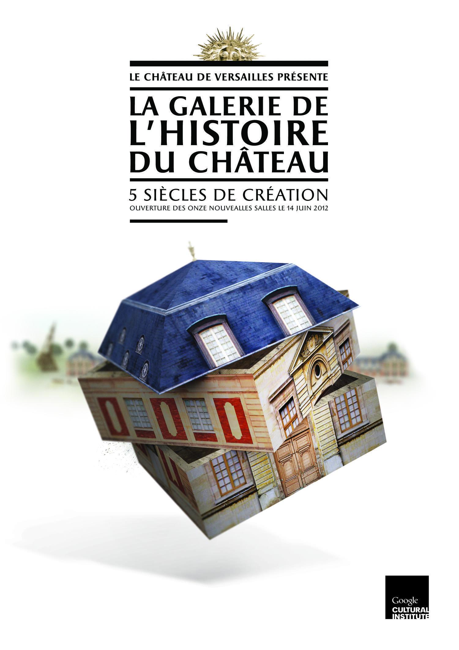 """La """"Galería de la historia"""" comprende 11 nuevas salas para conocer la historia del Palacio de Versalles."""