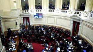 Le Sénat argentin a autorisé des perquisitions au domicile de l'ex-présidente Cristina Kirchner.