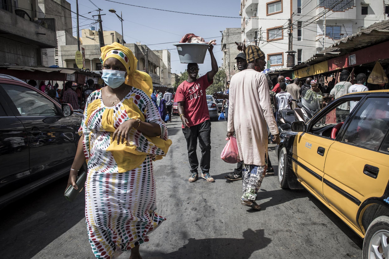 法广存档图片:塞内加尔是世界卫生组织(OMS)牵头建立的Covax公平获得疫苗机制发起国之一。 Image d'archive RFI: Le Sénégal fait partie de l'initiative Covax de l'OMS. (image d'illustration)
