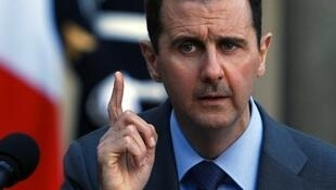 Rais wa Syria, Bashar Al Assad