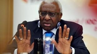 Lamine Diack (image d'illustration).