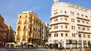 La place de l'Étoile à Beyrouth (photo d'illustration).