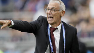 PHOTO Hector Cuper - 15 juin 2018