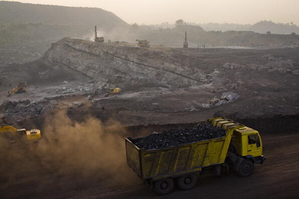 Le charbon est la source de 60 % de l'électricité indienne et on estime que cette consommation devrait doubler dans les 20 prochaines années.