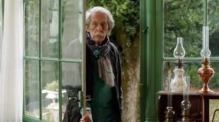 Jean Rochefort dans le film <i>Floride, </i>du réalisateur Philippe Le Guay.