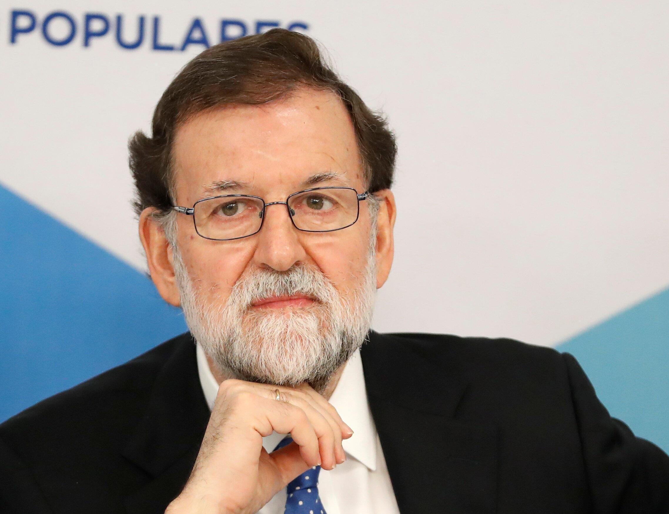Firaministan Spain Mariano Rajoy
