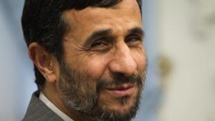 O presidente iraniano Mahmoud Ahmadinejad, vai participar da reunião sobre o Tratado de Não Proliferação Nuclear, o TNP.