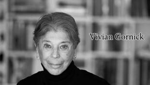 ویویان گورنیک، نویسنده و از چهرههای مطرح فمینیست در دهه هفتاد میلادی در امریکا