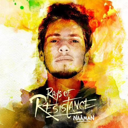 Naâman, Rays of Resistance, 2015.