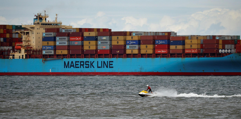 Maersk, leader mondial du transport de conteneurs, a vu au deuxième trimestre 2021 son bénéfice net bondir de 3,71 milliards de dollars.