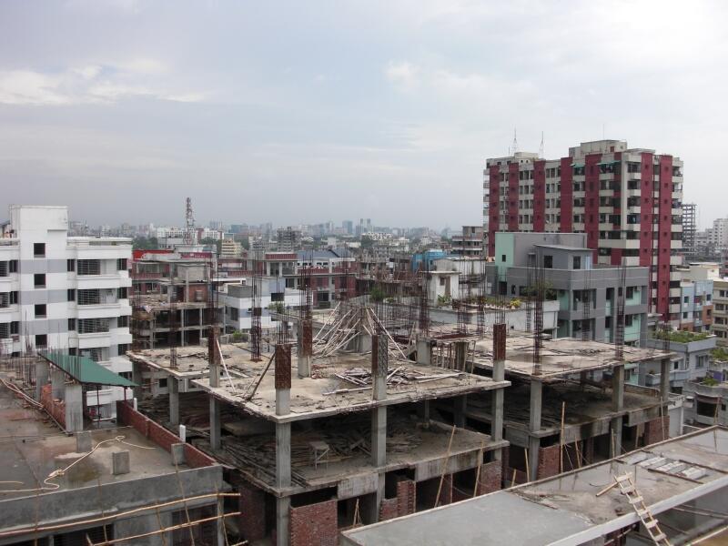 Dhaka, dake kasar Bangladesh