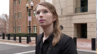 Chelsea Manning refuse, une fois de plus, de coopérer dans l'enquête contre Julian Assange. (Photo d'archives)