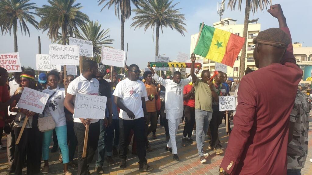 Sénégal: faible mobilisation de soutien aux droits des militants