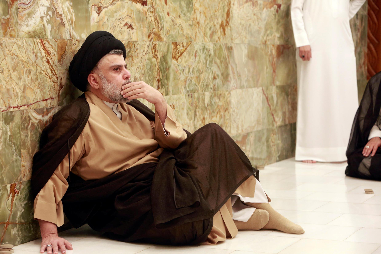 مقتدا صدر که فهرست انتخاباتی اش بیشترین آرای انتخابات پارلمانی عراق را به دست آورده خواستار تشکیل حکومت ائتلافی با برخی گروه های رقیب شده است.