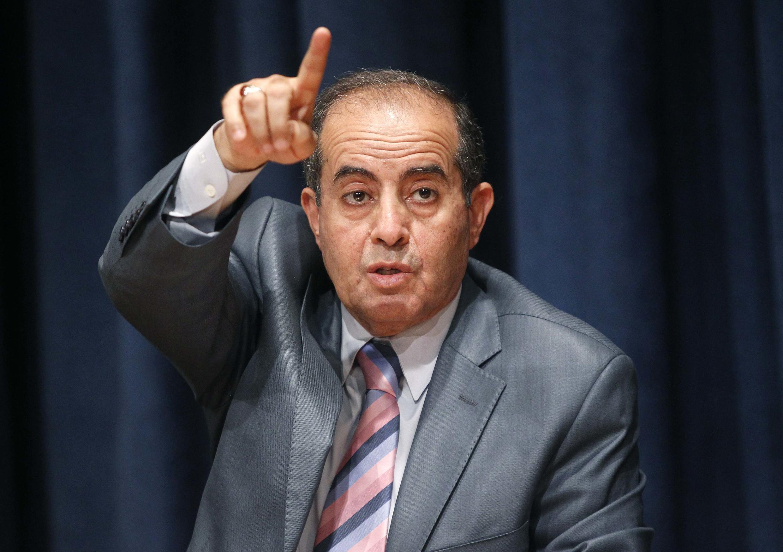 Mahmoud Jibril waziri mkuu wa baraza la mpito nchini Libya NTC