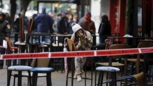 以色列特拉維夫這座小酒館前1日發生槍擊兩人喪生