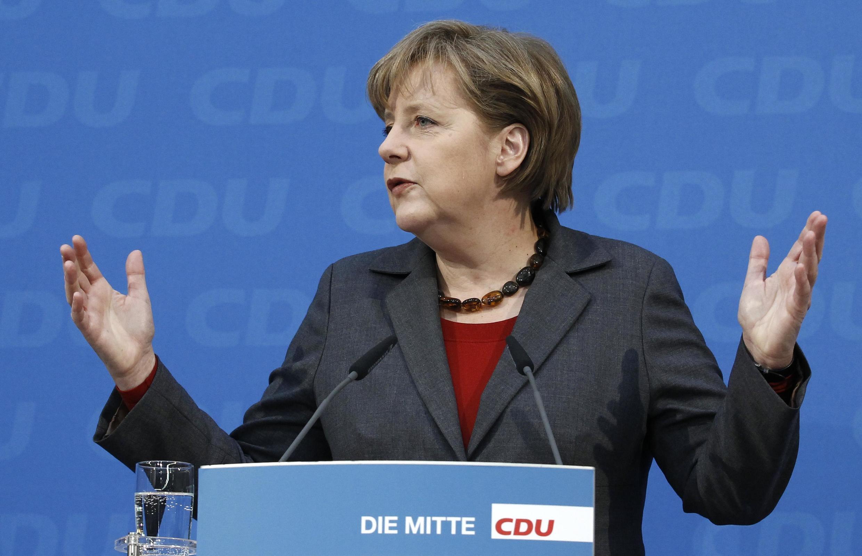 Angela Merkel Shugaban Gwamnatin kasar Jamus