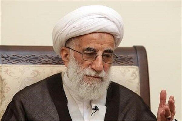 آیتالله احمد جنتی رئیس مجلس خبرگان رهبری