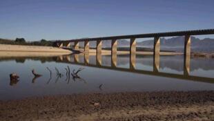 La ville du Cap connaît une sécheresse sans précédent.