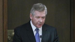 معاون وزارت خارجۀ روسیه - Guennadi Gatilov