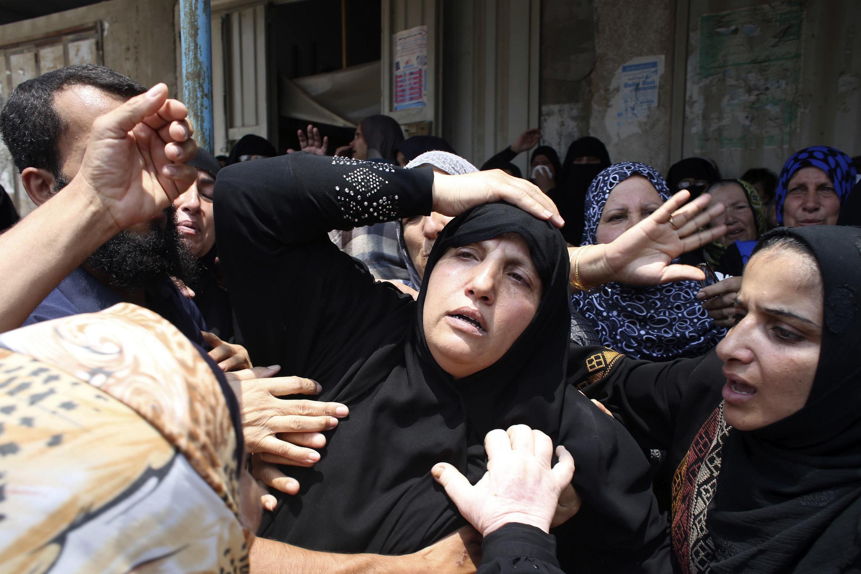 حملات اسرائیل به غزه شمار قربانیان در میان غیرنظامیان را افزایش داده است..