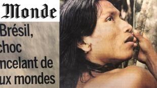 """Le Monde apresenta o filme como um """"o choque cintilante entre dois mundos"""""""