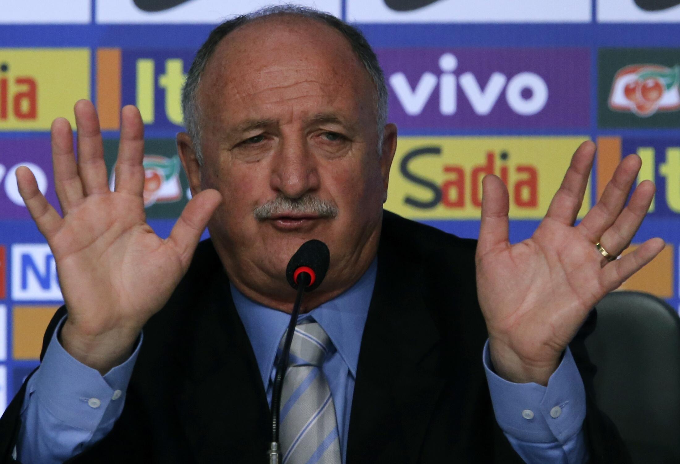Justiça portuguesa investiga denúncias de evasão fiscal e lavagem de dinheiro envolvendo Luiz Felipe Scolari, quando era treinador de Portugal..