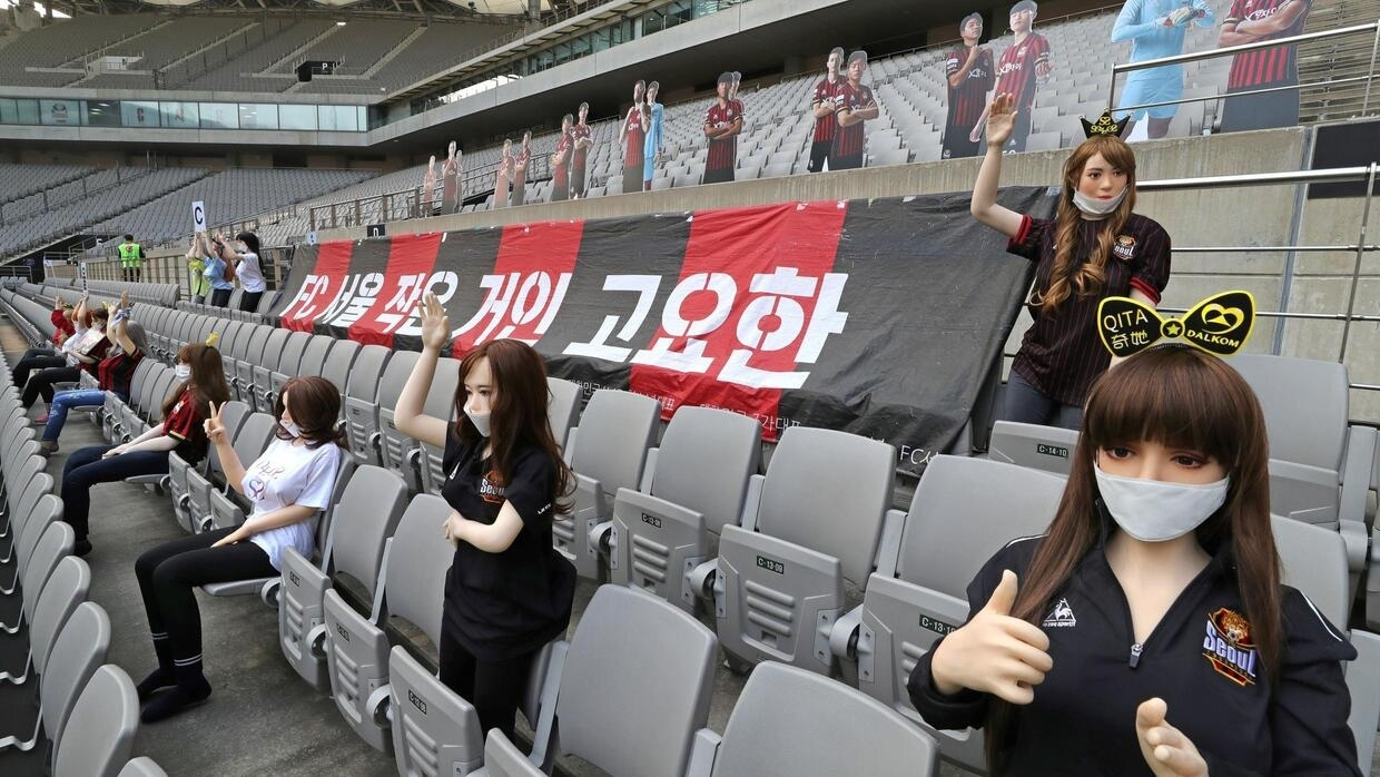 Seoul own goal as K-League fines club 72,000 euros for sex dolls glitch
