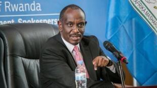 Le ministre des Affaires étrangères rwandais Richard Sezibera, ici le 5 mars 2019.