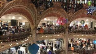 Galeries Lafayette - Noel 2020