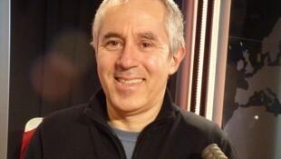 Manuel Rocheman en RFI