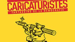 «Caricaturistes, fantassins de la démocratie», préfacé par Plantu, adapté du film du même nom.
