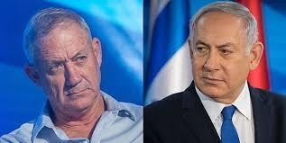 بنی گانتس و نتانیاهو