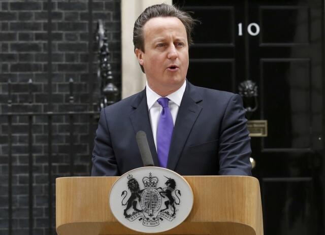 Primeiro-ministro britânico diz que assassinato de soldado é ataque contra Reino Unido.