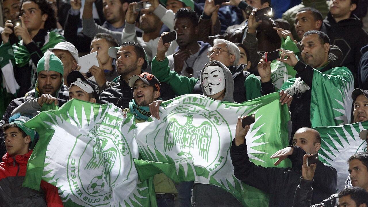 PHOTO Raja Casablanca supporters - 14 décembre 2013