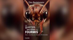 Les guerres secrètes des fourmis, de Cléo Bertelsmeier.
