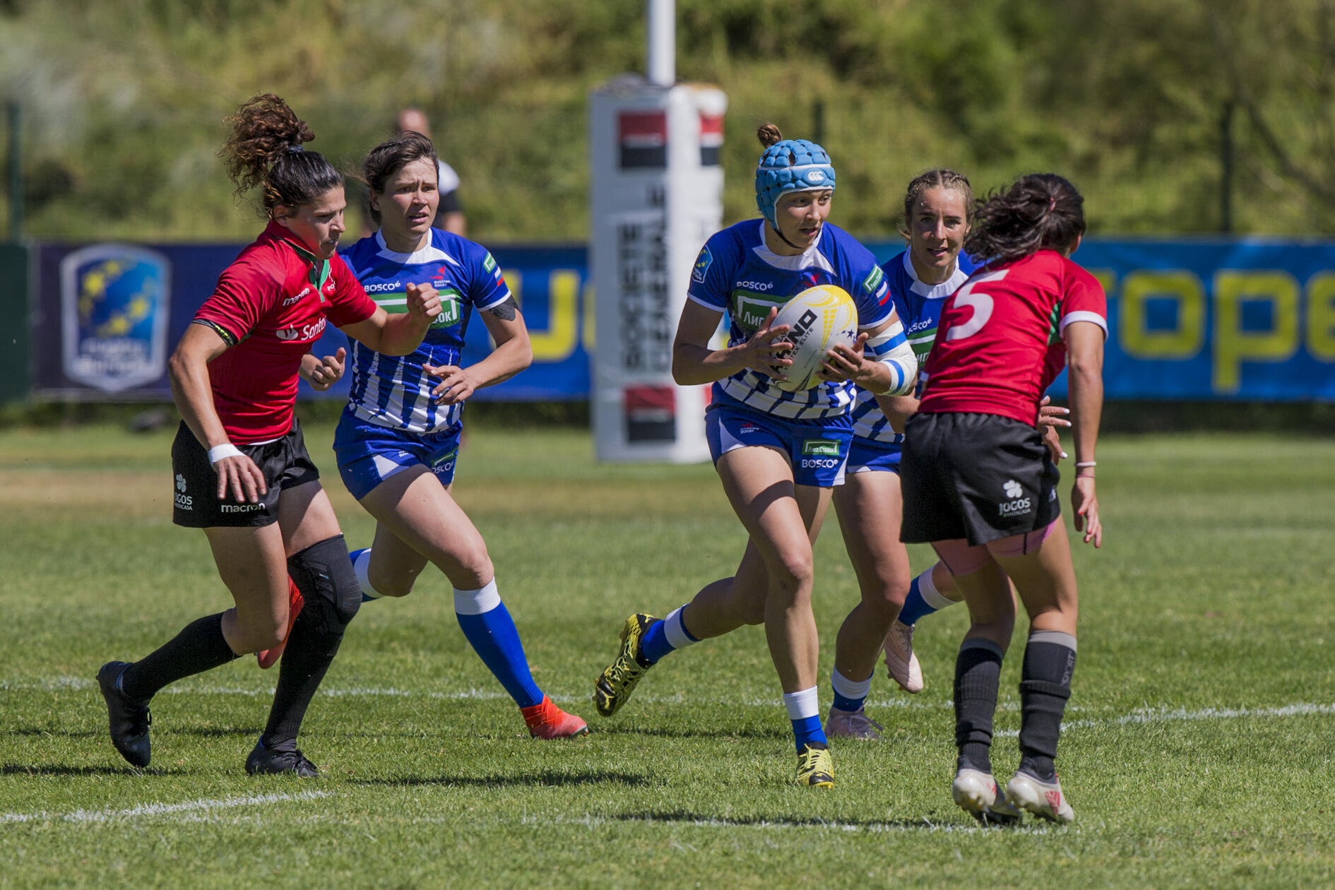 fédération russe de rugby à sept - russie - femmes
