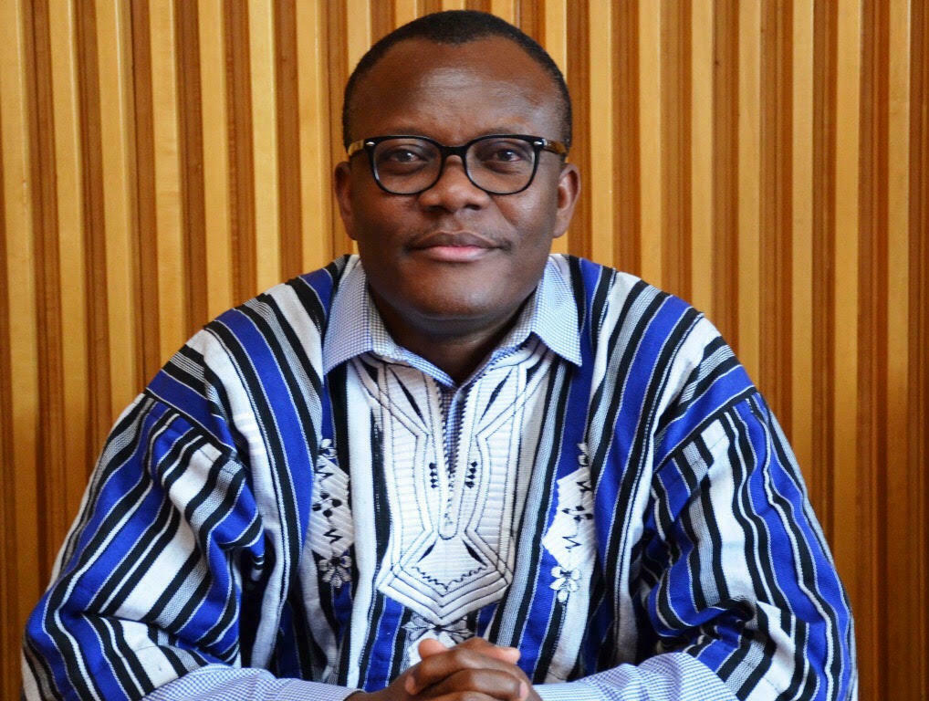 Désiré Assogbavi est juriste et représentant de l'ONG Oxfam International près le siège de L'Union africaine à Addis-Abeba