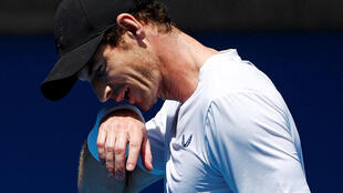 Andy Murray won three Grand Slam singles titles before he was struck down with hip injuries.