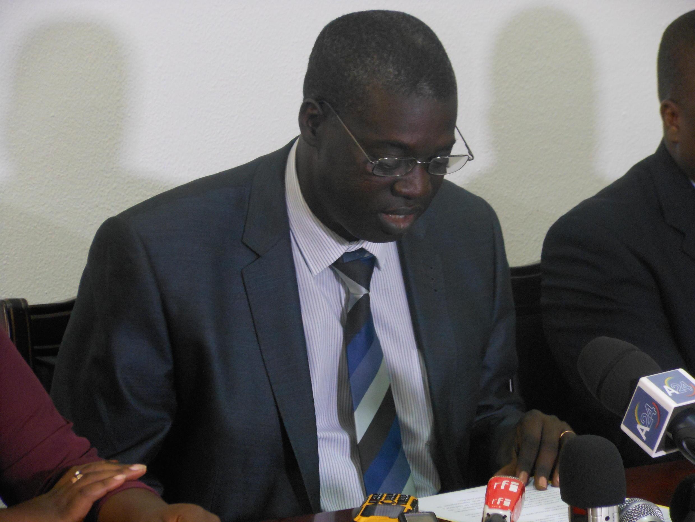 Presidente da Comissão Nacional de Eleições, Augusto Mendes