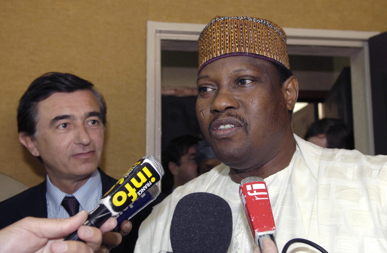 Hama Amadou shugaban majalisar Dokoki a Nijar