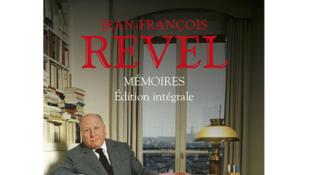 Couverture «Mémoires édition intégrale, Jean-François Revel», par Laurent Theis.