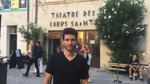 Lionel Cecílio, actor