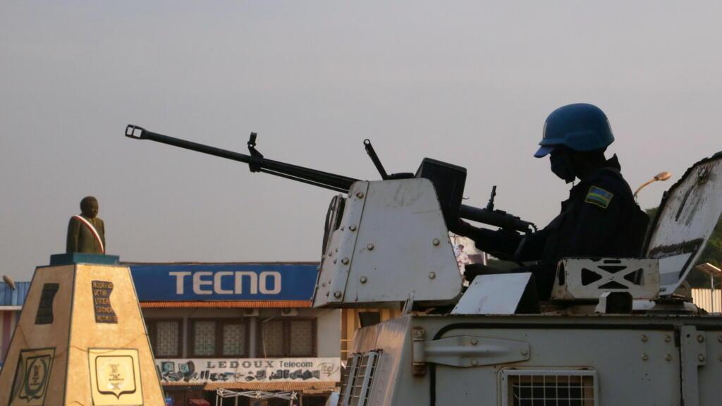 Centrafrique: le général Perrin rappelle l'engagement de la France dans le pays