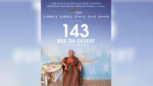 Cinéma - Affiche 143 rue de désert - Tous les cinémas du monde