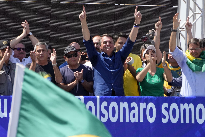 Bolsonaro 7 septembre