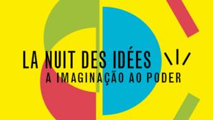 """Cartaz de """"A Noite das Ideias"""""""