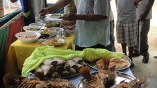 En Ethiopie, il manque du personnel qualifié dans les hôtels et les restaurants. Bahir Zaf veut combler ce vide.